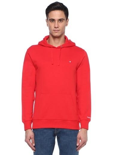 Ck Jeans Sweatshirt Kırmızı